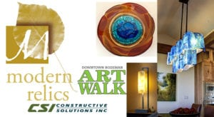 December Art Walk at CSI with Modern Relics @ Emerson Center for Arts and Culture